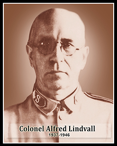 Colonel Alfred Lindvall